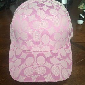 """Accessories - Pink """"C"""" Cap"""